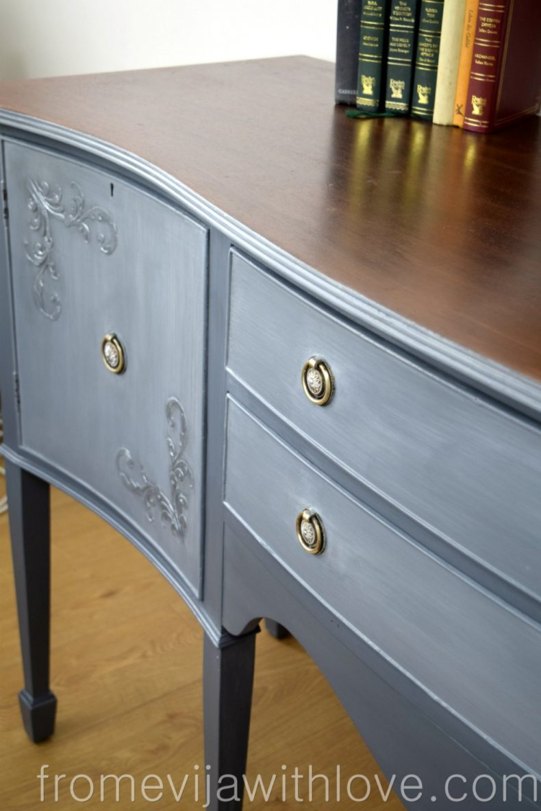 makeover furniture. SIDEBOARD MAKEOVER BY FROM EVIJA WITH LOVE Makeover Furniture