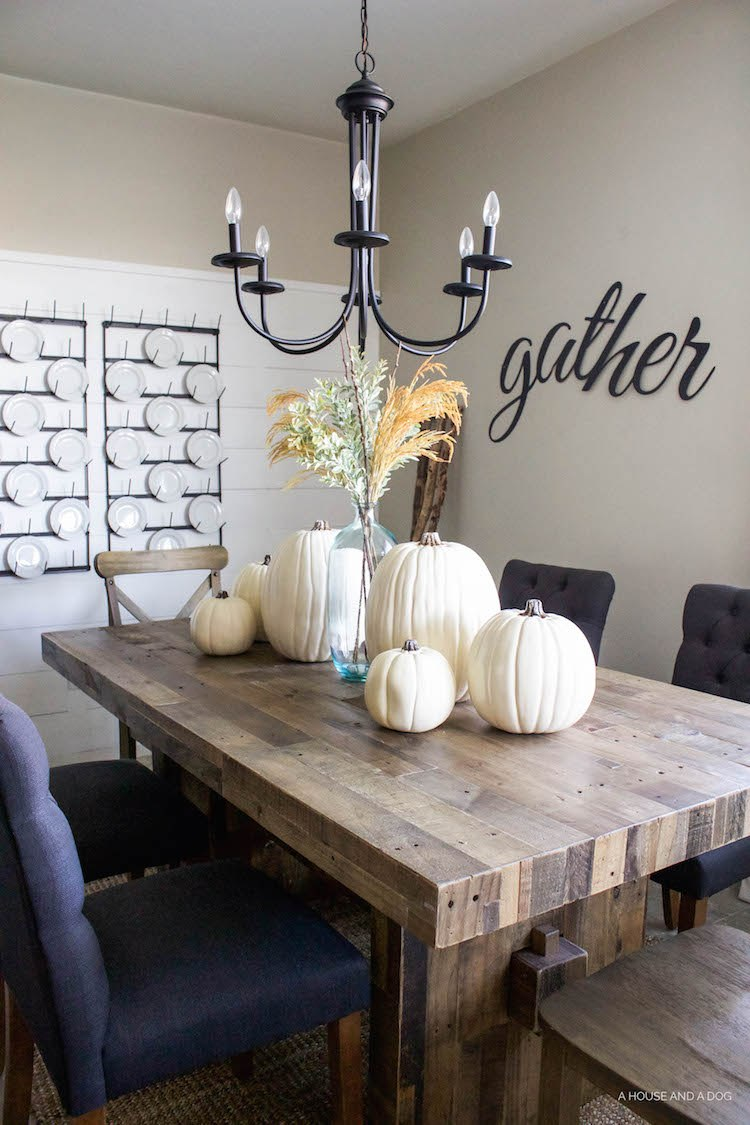 BEAUTIFUL FALL TABLE BY HELLO ALLISON