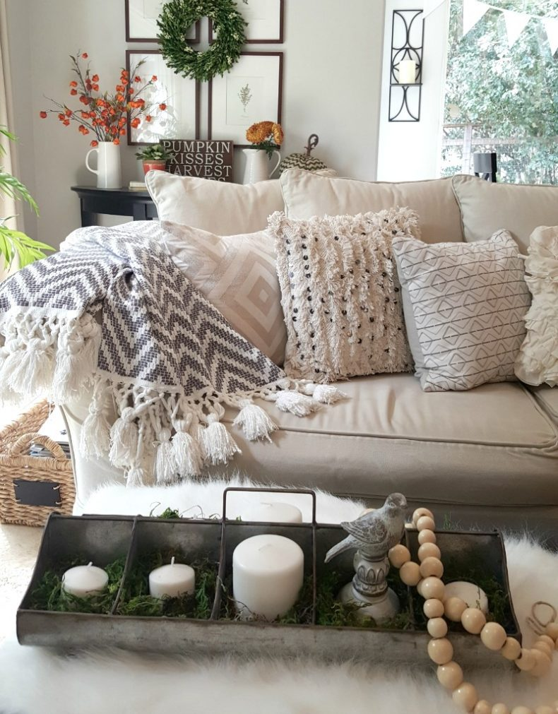 35 Fall Living Room Decorating Ideas