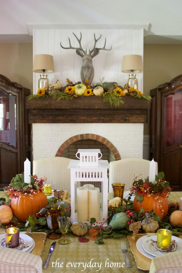Autumn table tips how to set a table for fall by home stories a to z