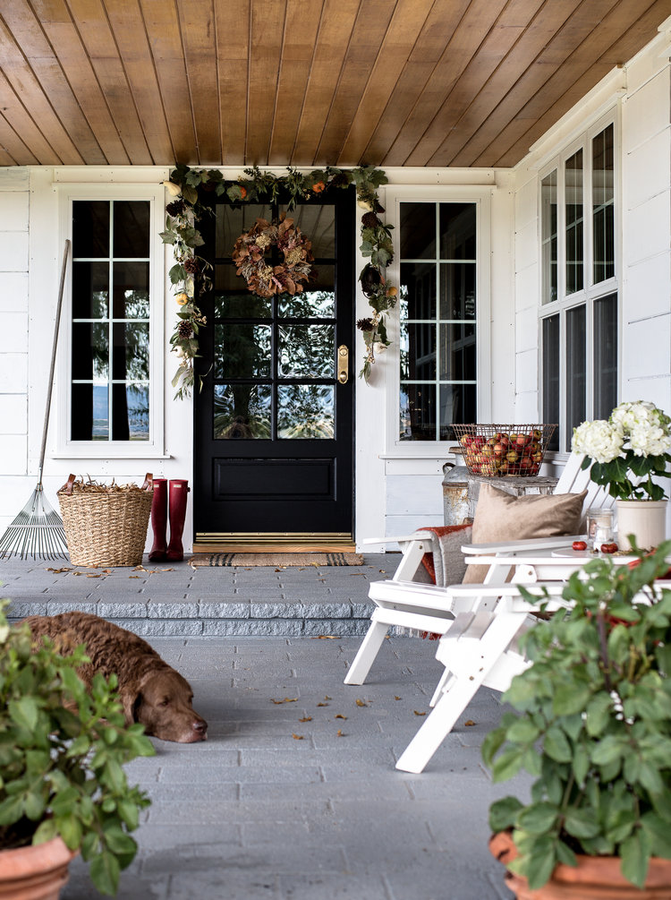13 Gorgeous Fall Porch Ideas Home Stories A To Z
