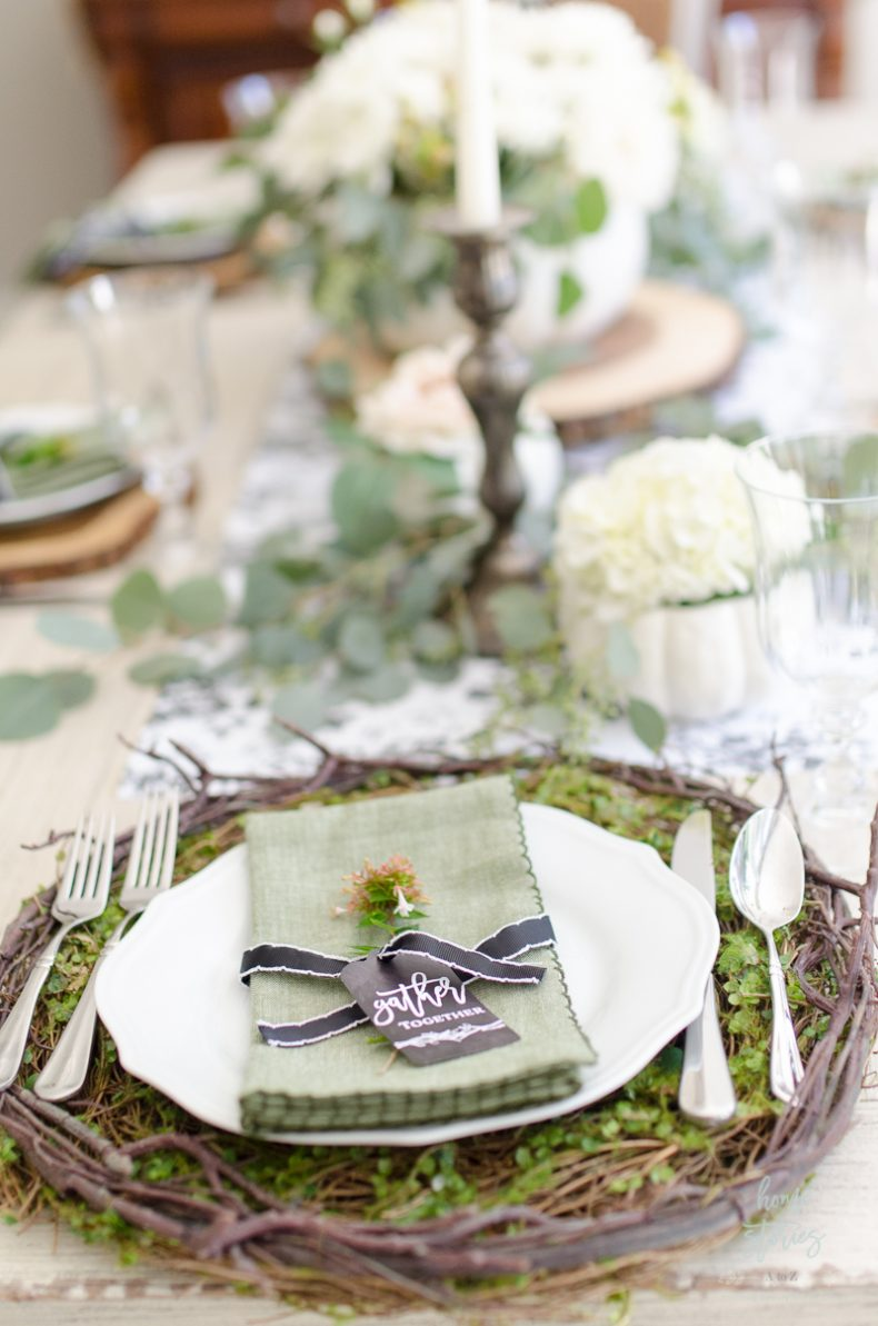 elegant table settings. For My Early Fall Tablescape, I Created An Elegant Black And White Farmhouse Table Setting That Whispers To You Like A Sweet Vanilla Pumpkin Spice Settings U