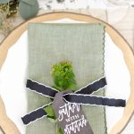 Free Printable: Fall Chalkboard Tags