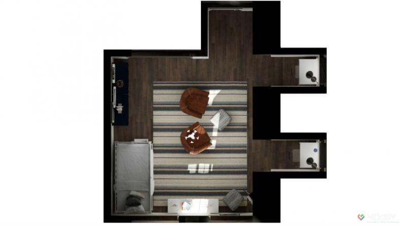 boys bedroom makeover design board