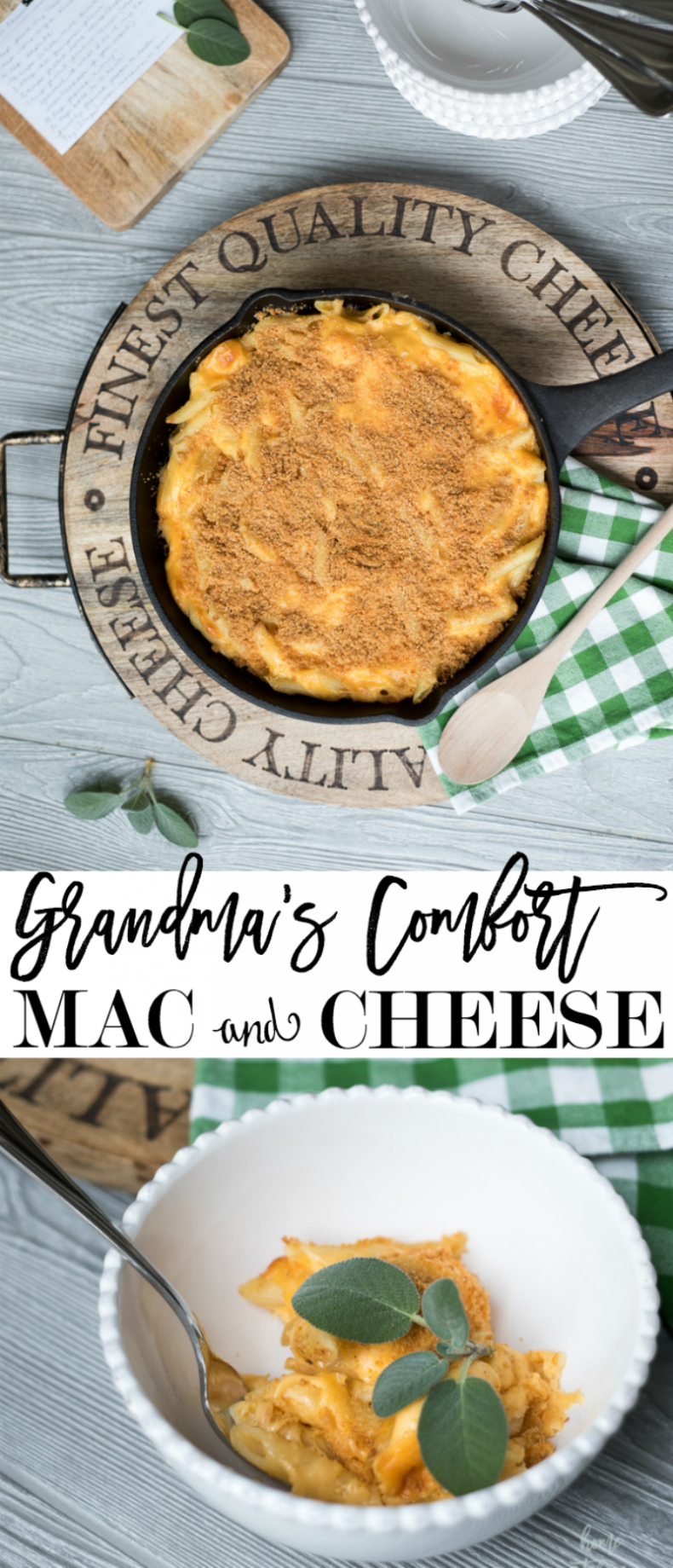 Best Macaroni and Cheese Recipe