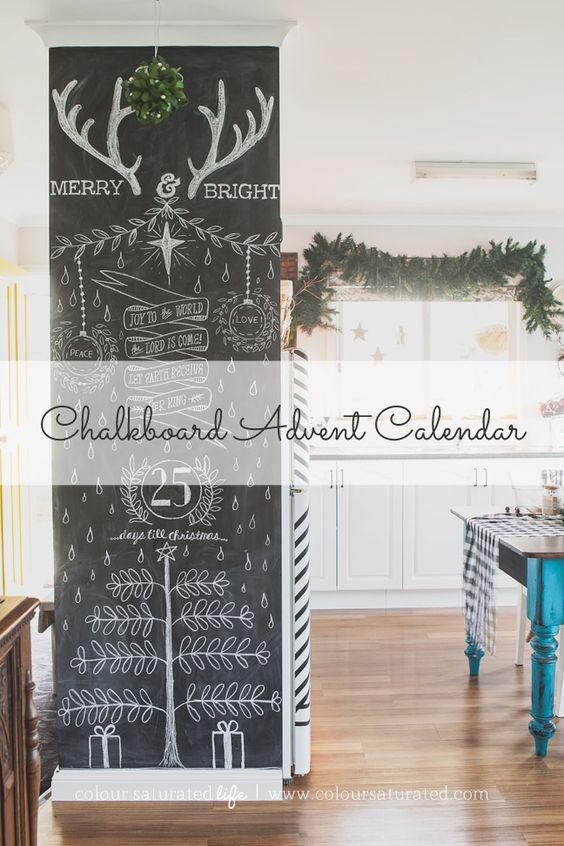 20 Christmas Advent Calendar Ideas