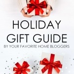 Holiday Gift Guide: Christmas Present Gift Ideas