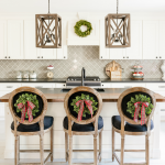 Red Plaid Christmas Home Tour