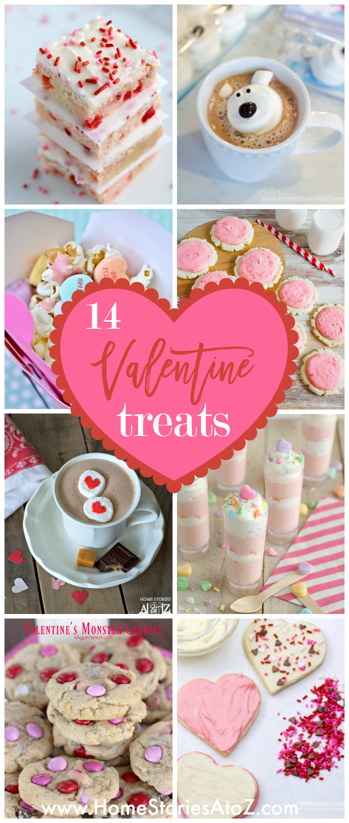 14 Treats For Valentine S Day