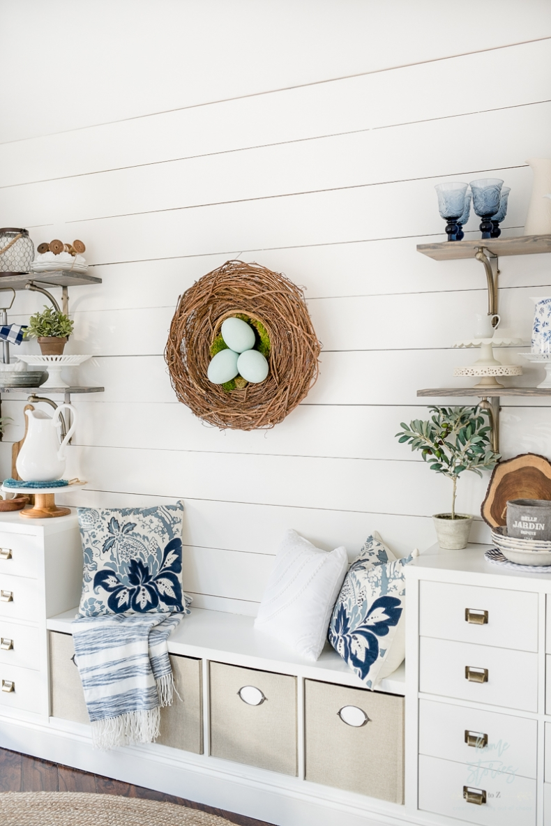 10 Cute and Easy Decorating Ideas for Spring - Home Stories A to Z