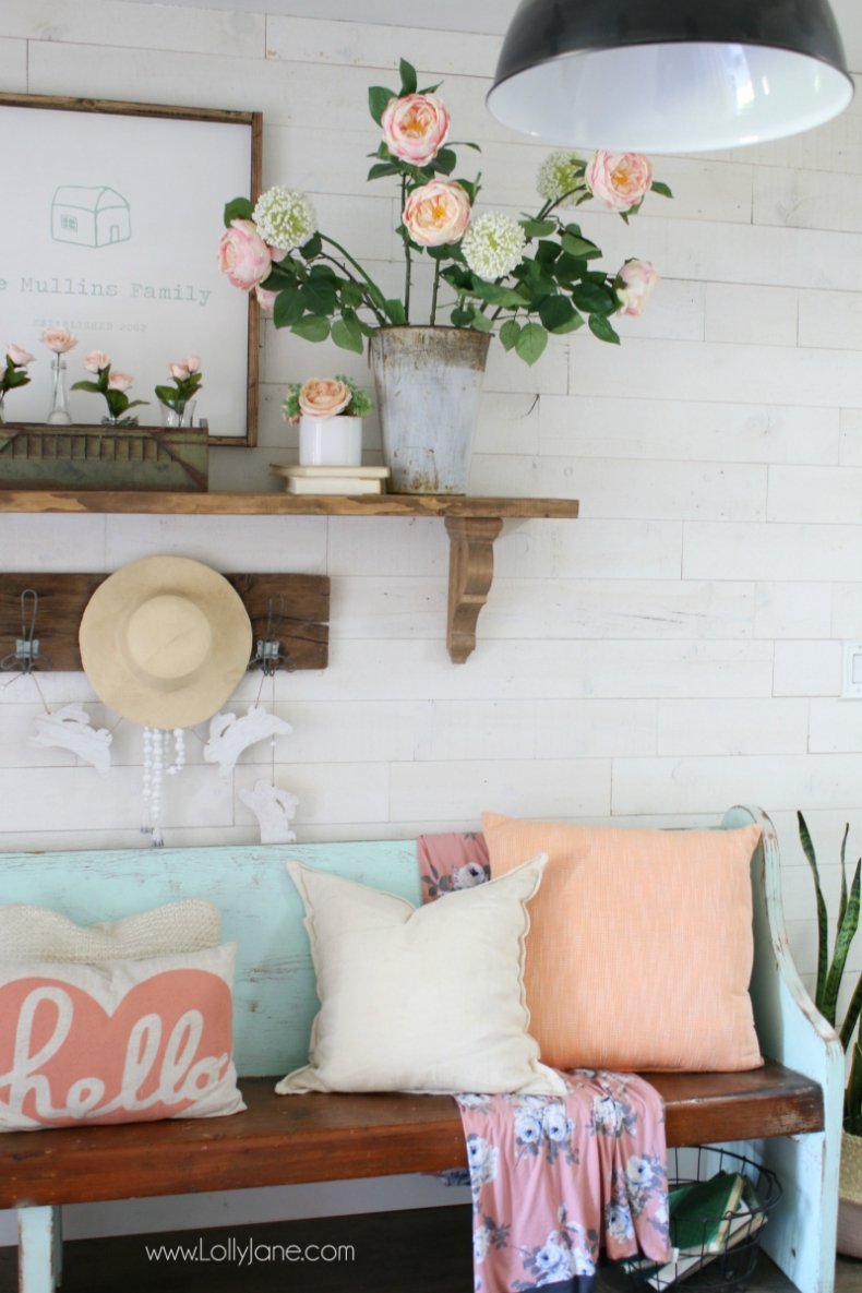 10 Beautiful Spring Home Tours