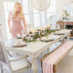 tips for spring dining room decorating