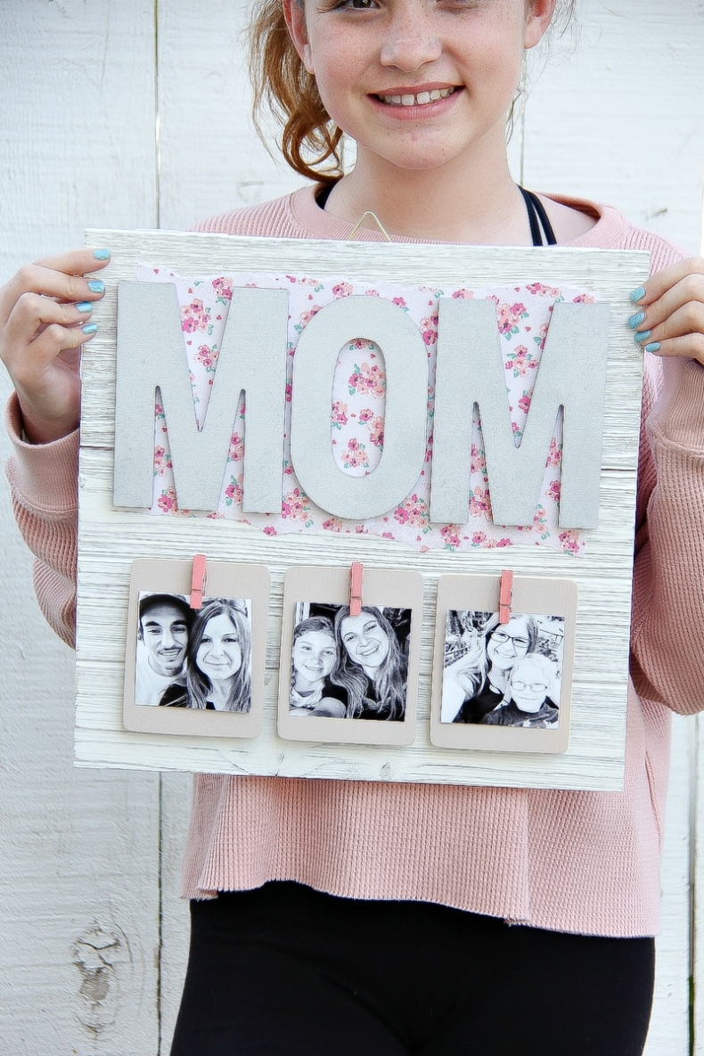 Gifts Ideas For Mothers Day: 10 Easy DIY Mother's Day Gift Ideas