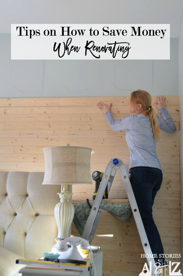 Tips on How to Save Money When Renovating