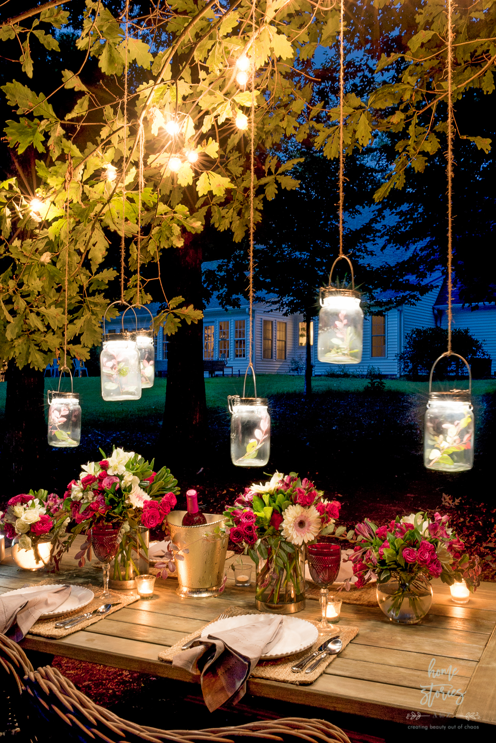 Outdoor Table Setting Tips: Products to Help Create a Gorgeous