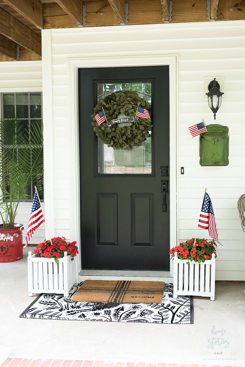 fourth of july house