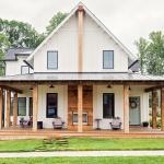 White Modern Farmhouse Home Tour