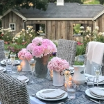 10 GORGEOUS OUTDOOR DINING SPACES