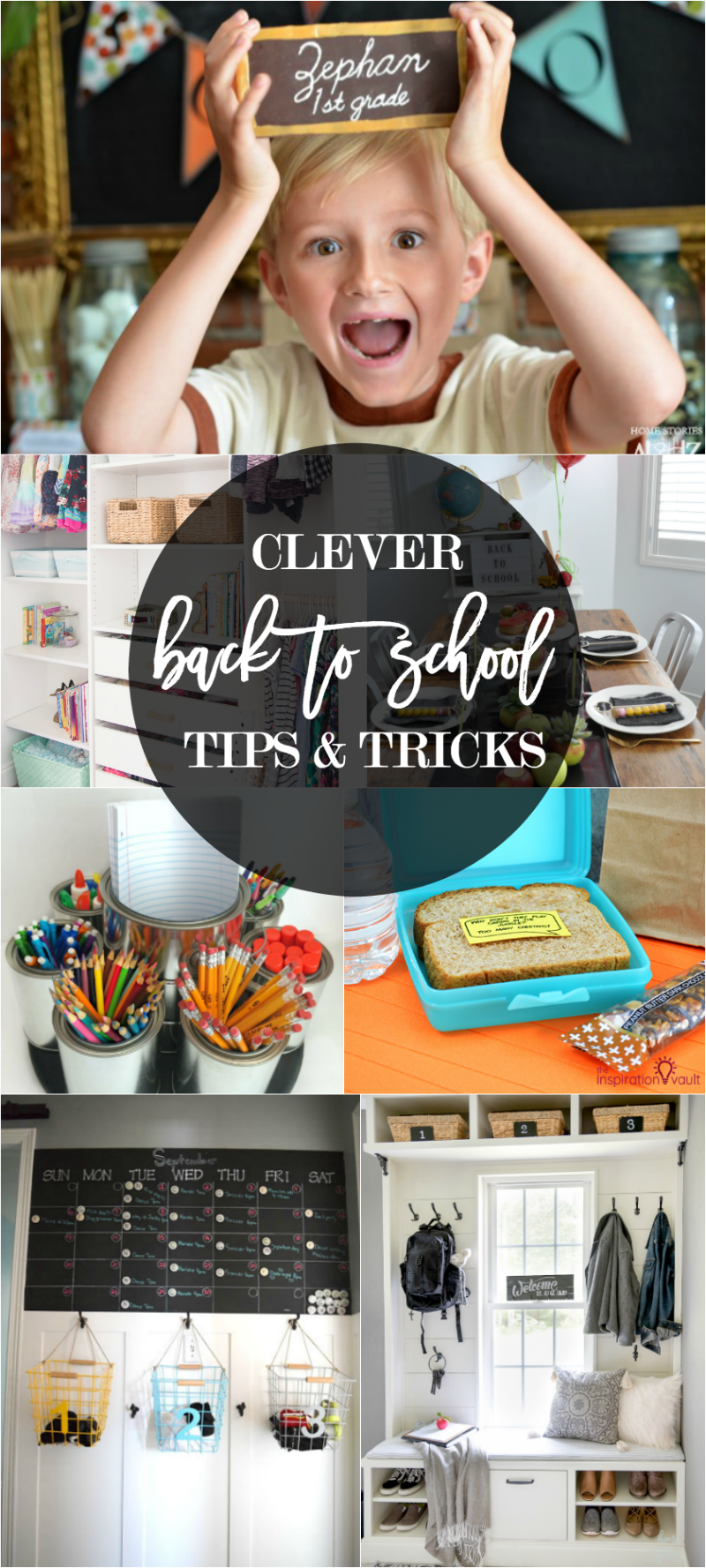 Clever Back to School Tips for Parents