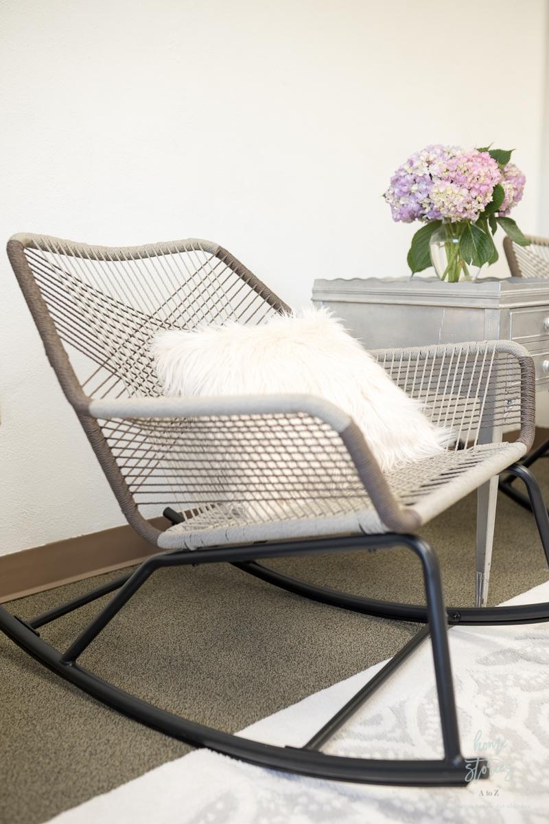 Bench Better Homes /& Gardens Satilla Outdoor Loveseat