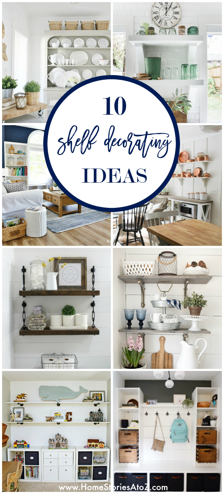 Decorating Your Bookcases Cubbies And Shelves Is A Great Way To Add Personality Any Room Should Be Both Stylish Functional