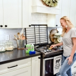 cleaning tips cleaning kitchen clean stove