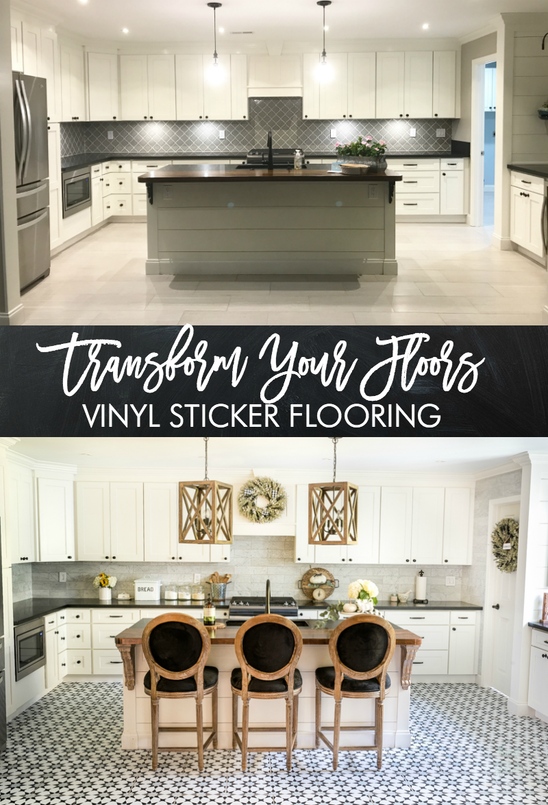 peel and stick flooring vinyl sticker flooring