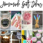90+ Homemade Gift Ideas