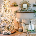 Neutral Christmas: Tips for Decorating a Silver and Gold Christmas Tree