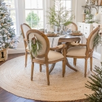 Simple Farmhouse Christmas Table: Tips on Creating an Adorable and Affordable Christmas Table