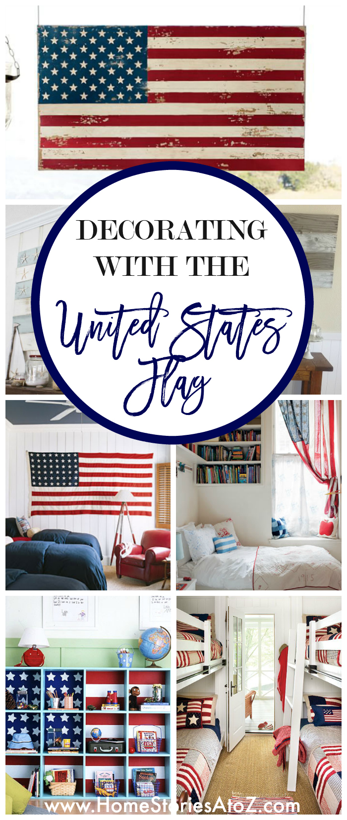 Decorating-with-the-United-States-Flag-