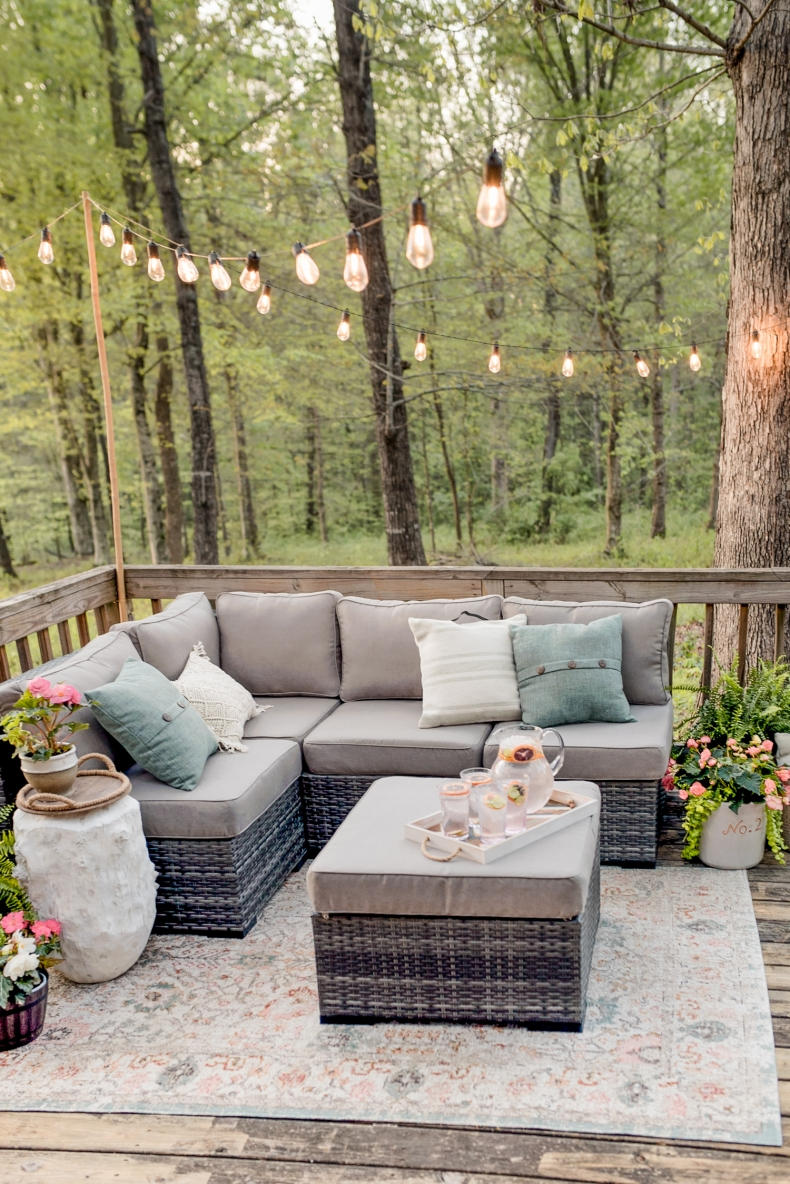 Outdoor Decorating Ideas for Spaces of all Sizes