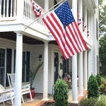 Patriotic Decor for July 4th - Classic Americana Decor by Home Stories A to Z