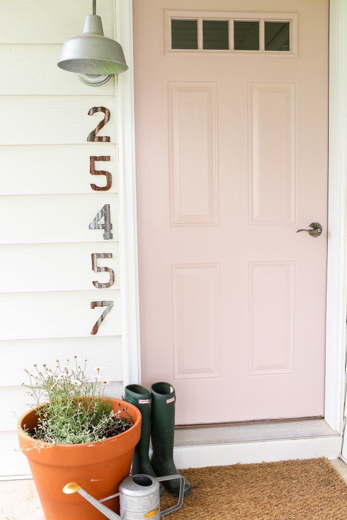 Beautiful Front Door Paint Color Ideas - Homestead128