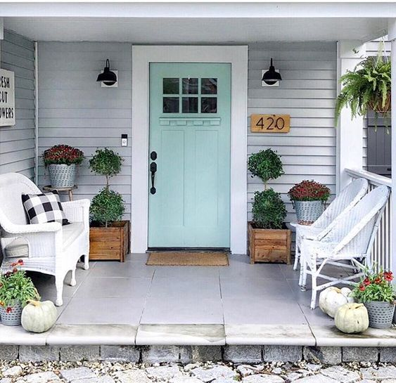 32 Best Front Door Paint Color Ideas