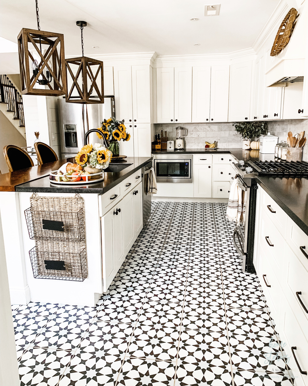 How to Update Tile Without Removing It Peel and Stick Floor Tiles