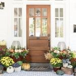 Traditional Fall Porch Decor Ideas - HGTV