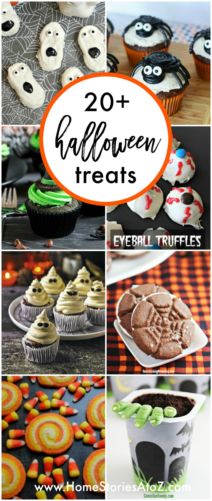 20 Halloween Treat Ideas - Home Stories A to Z