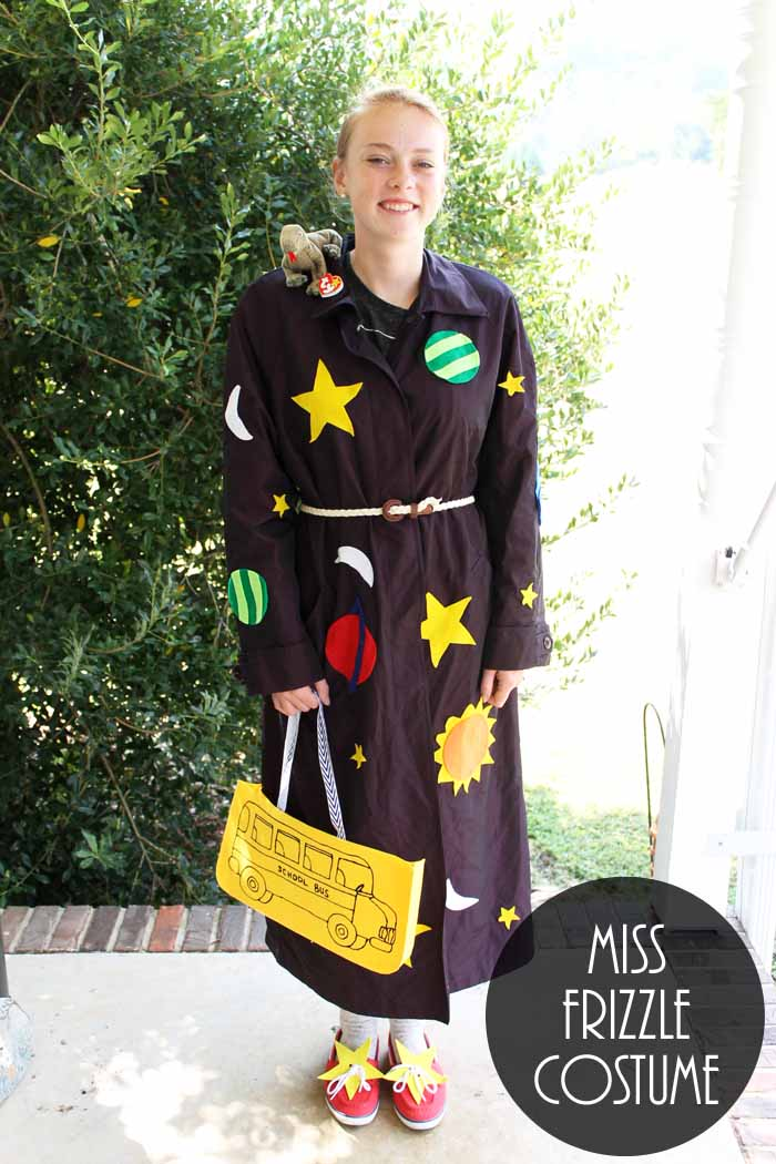 Halloween Costume Ideas - Miss Frizzle Costume by Country Chic Cottage