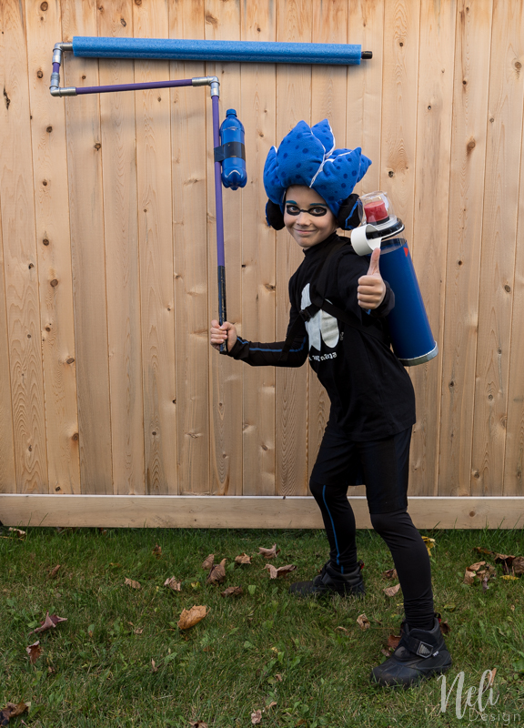 Halloween Costume Ideas - Splatoon Costume by Neli Design