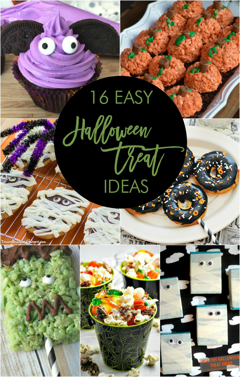 Halloween Treat Ideas - Home Stories A to Z