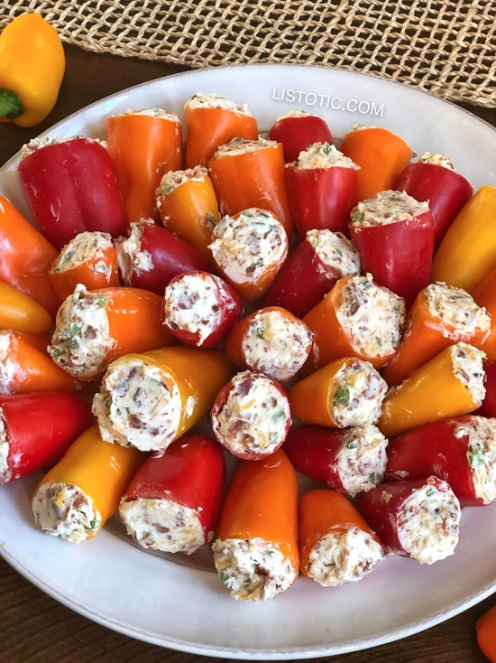 100+ Appetizer Ideas - Party Poppers by Listotic