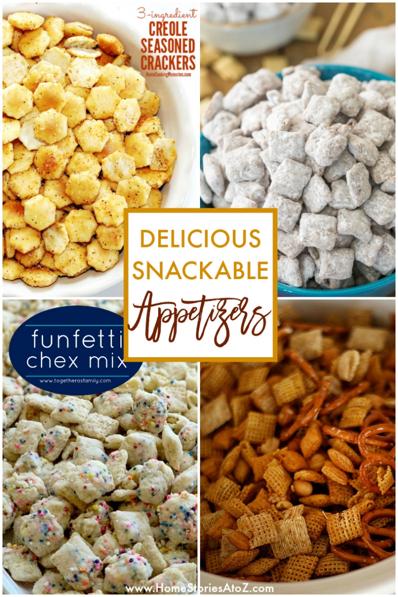 100+ Appetizers Ideas - Delicious Snackable Recipes