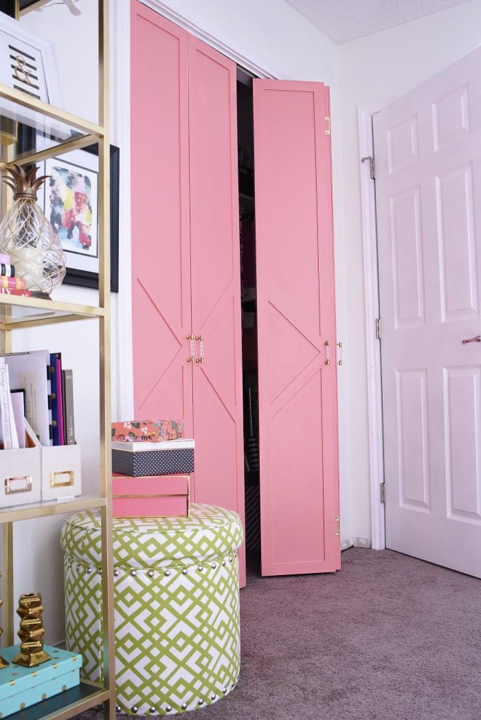 16 Flat Panel Door Makeover Ideas Boring To Beautiful