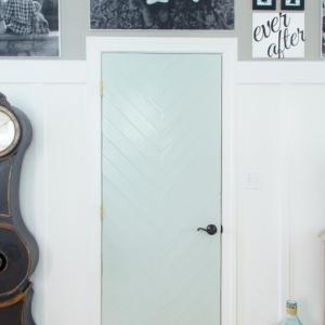 DIY Flat Panel Door Ideas - From Boring to Beautiful