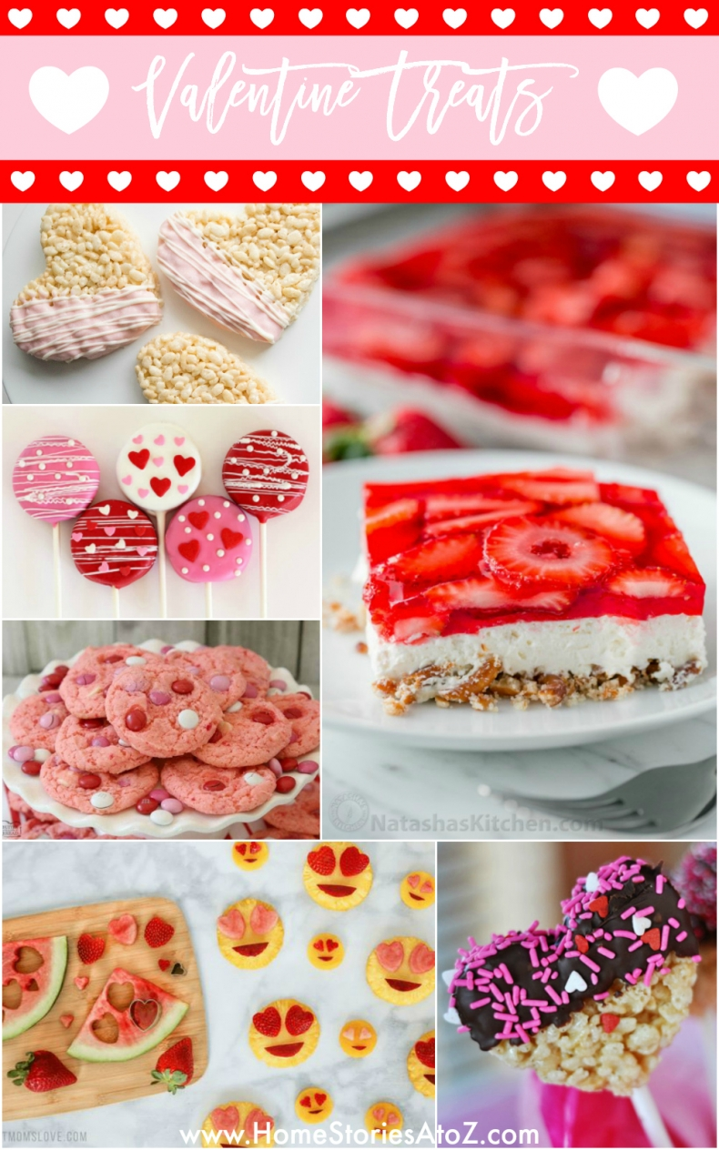 16 Valentine Treat Recipes