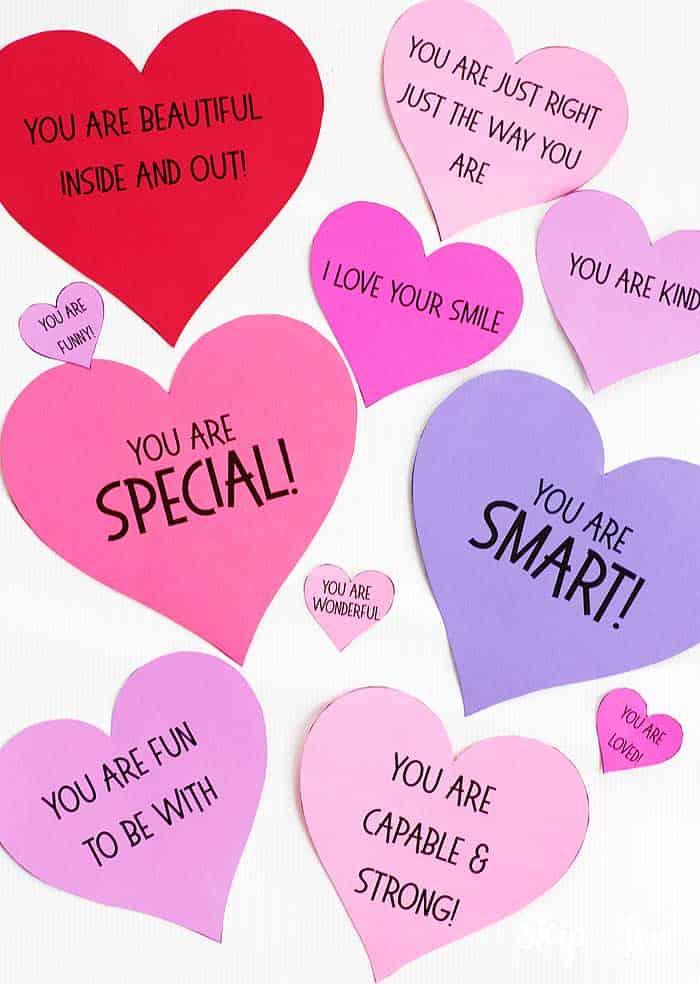 25 Valentine Heart Crafts - Valentine's Heart Attack by Skip to My Lou
