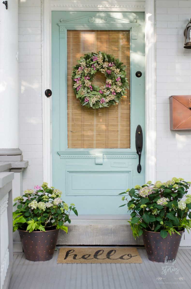 All about Hydrangeas - Growing Hydrangeas in a Pot by Home Stories A to Z