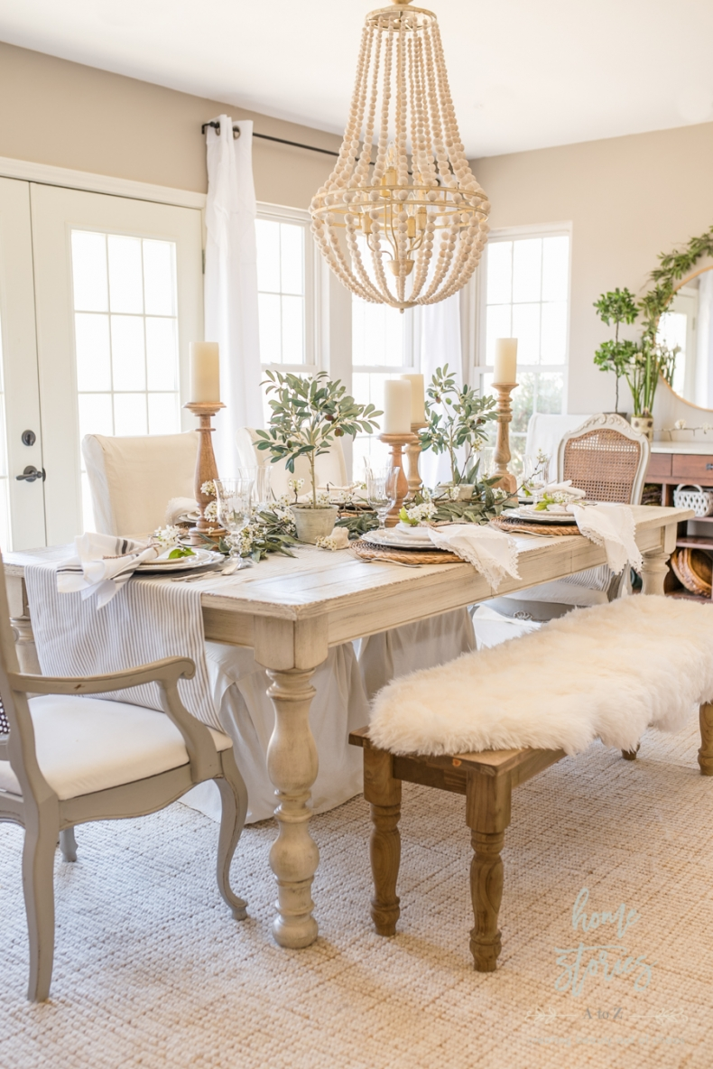 Spring Decor Ideas - Gorgeous Ideas for Your Spring Table - Home Stories A to Z