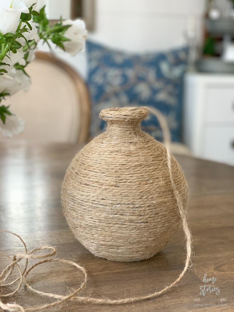 vase makeover